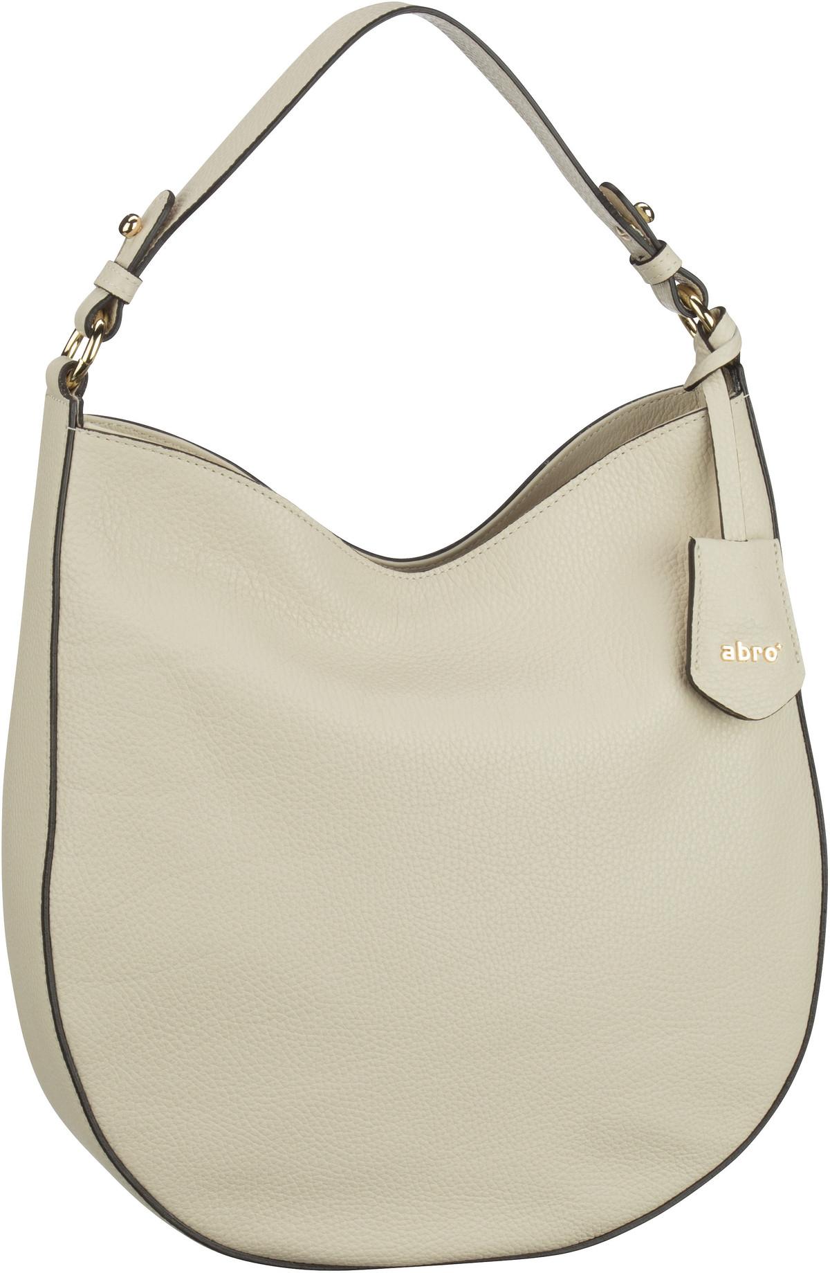 Handtasche Calf Adria 28486 Ivory