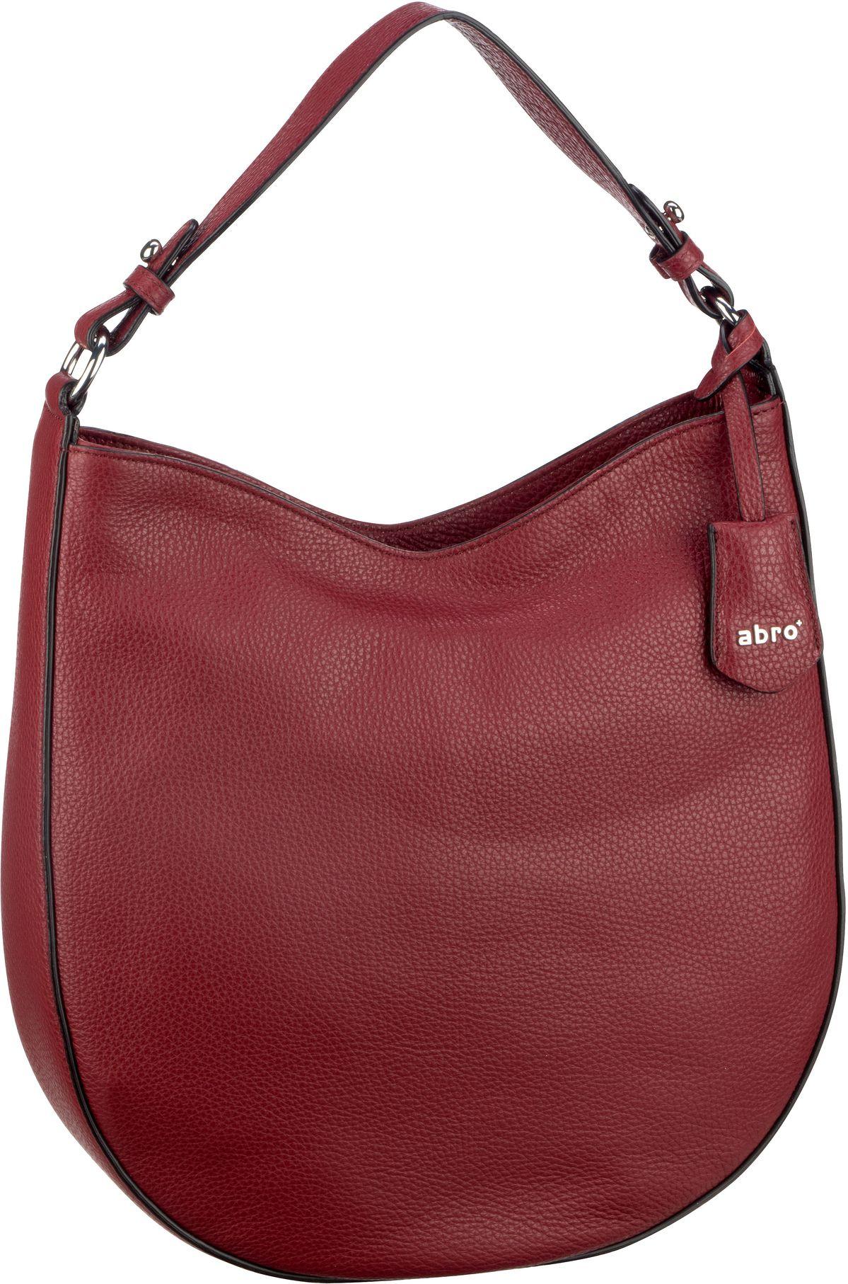 Handtasche Calf Adria 28486 Ruby
