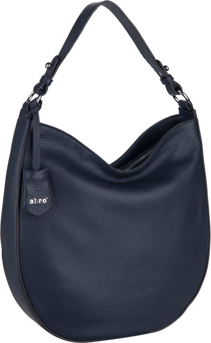 Handtasche Calf Adria 28486 Navy