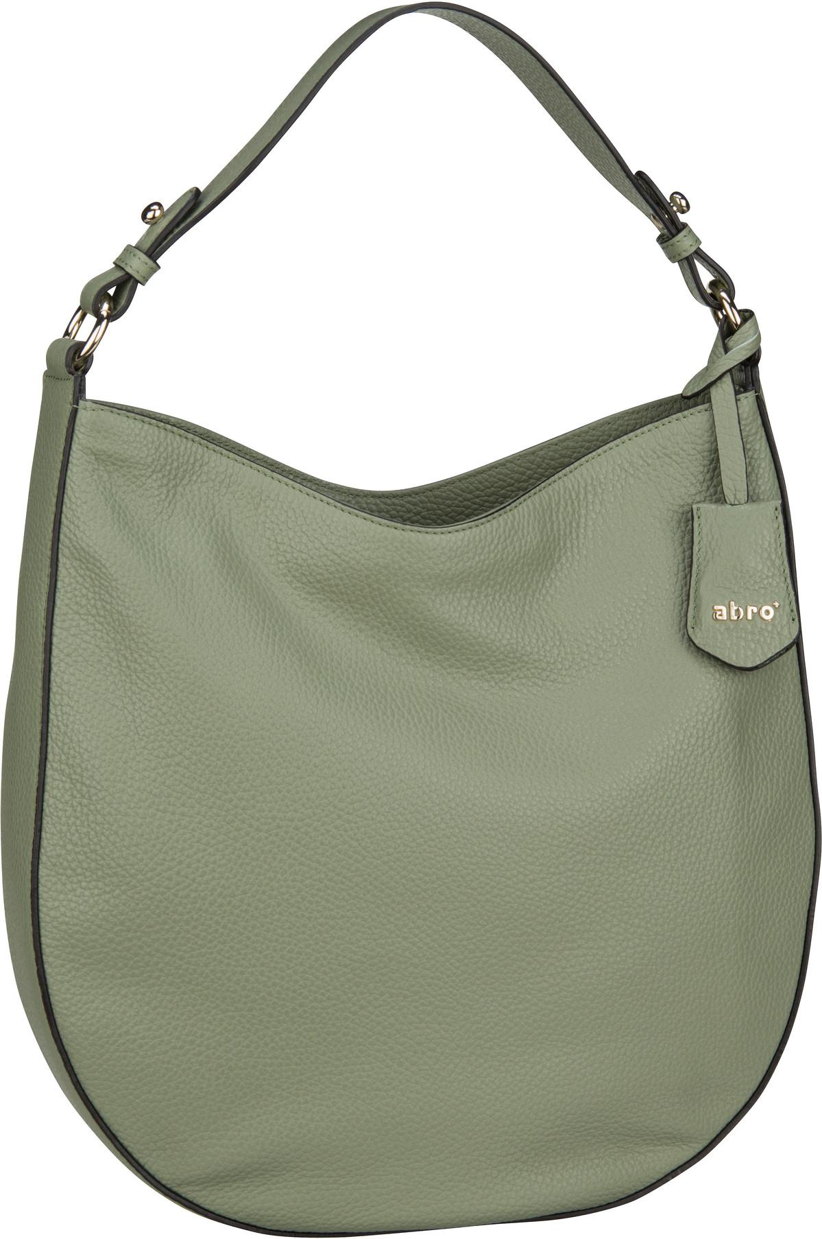 Handtasche Calf Adria 28486 Oliv