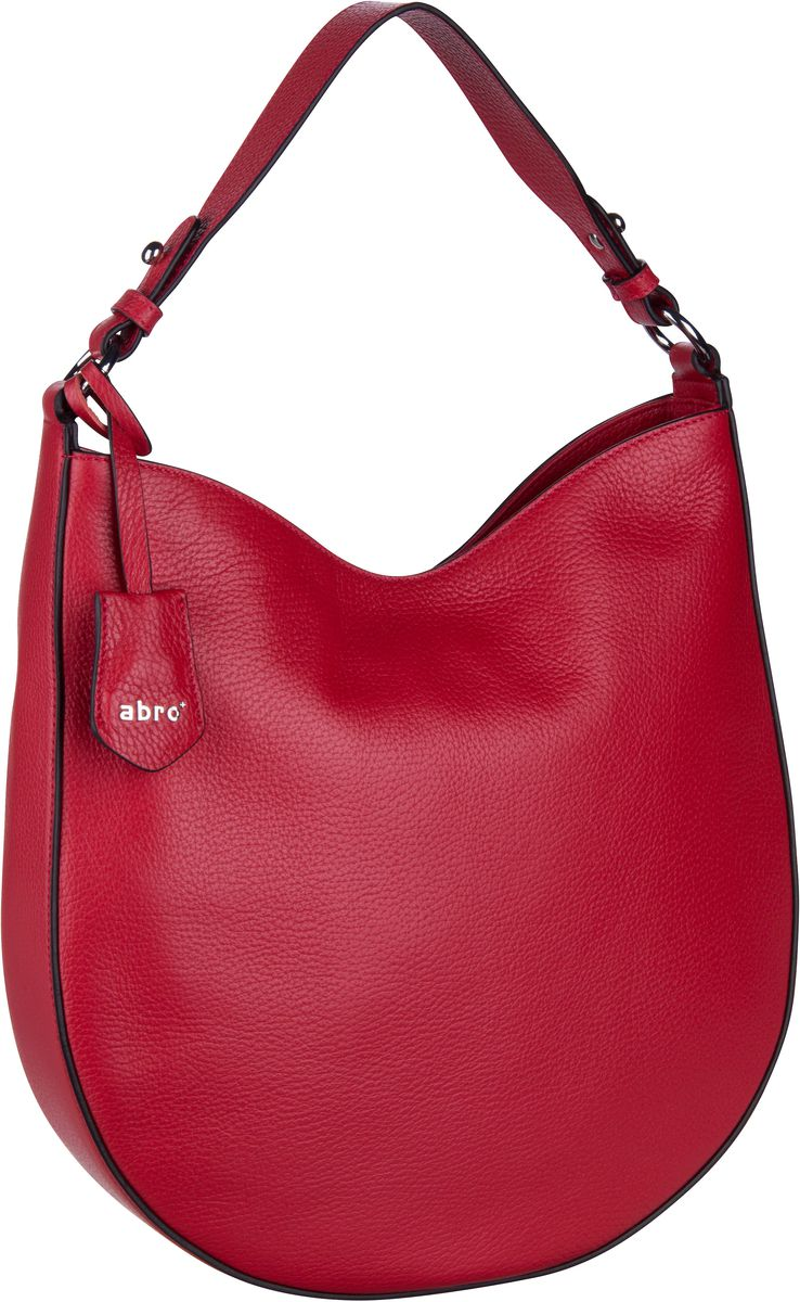 Handtasche Calf Adria 28486 Red