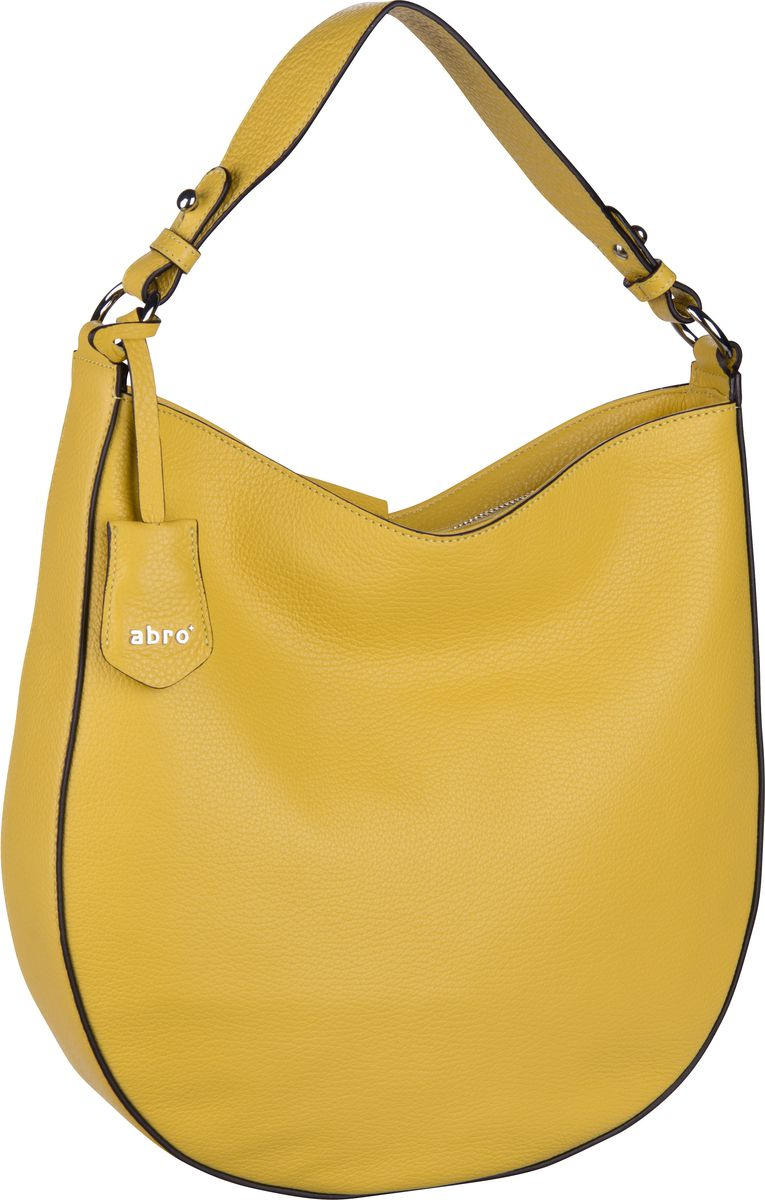 Handtasche Calf Adria 28486 Yellow