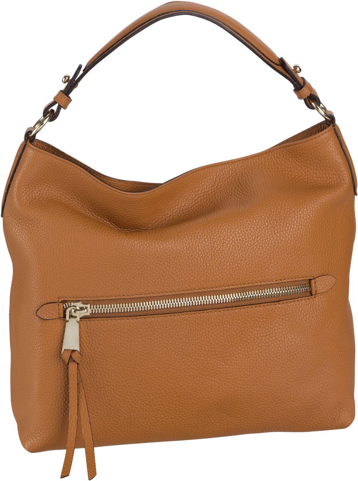 Handtasche Calf Adria 28517 Cuoio