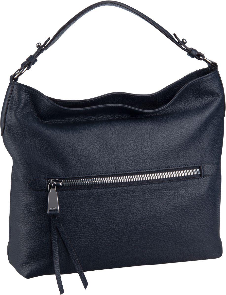 Handtasche Calf Adria 28517 Navy