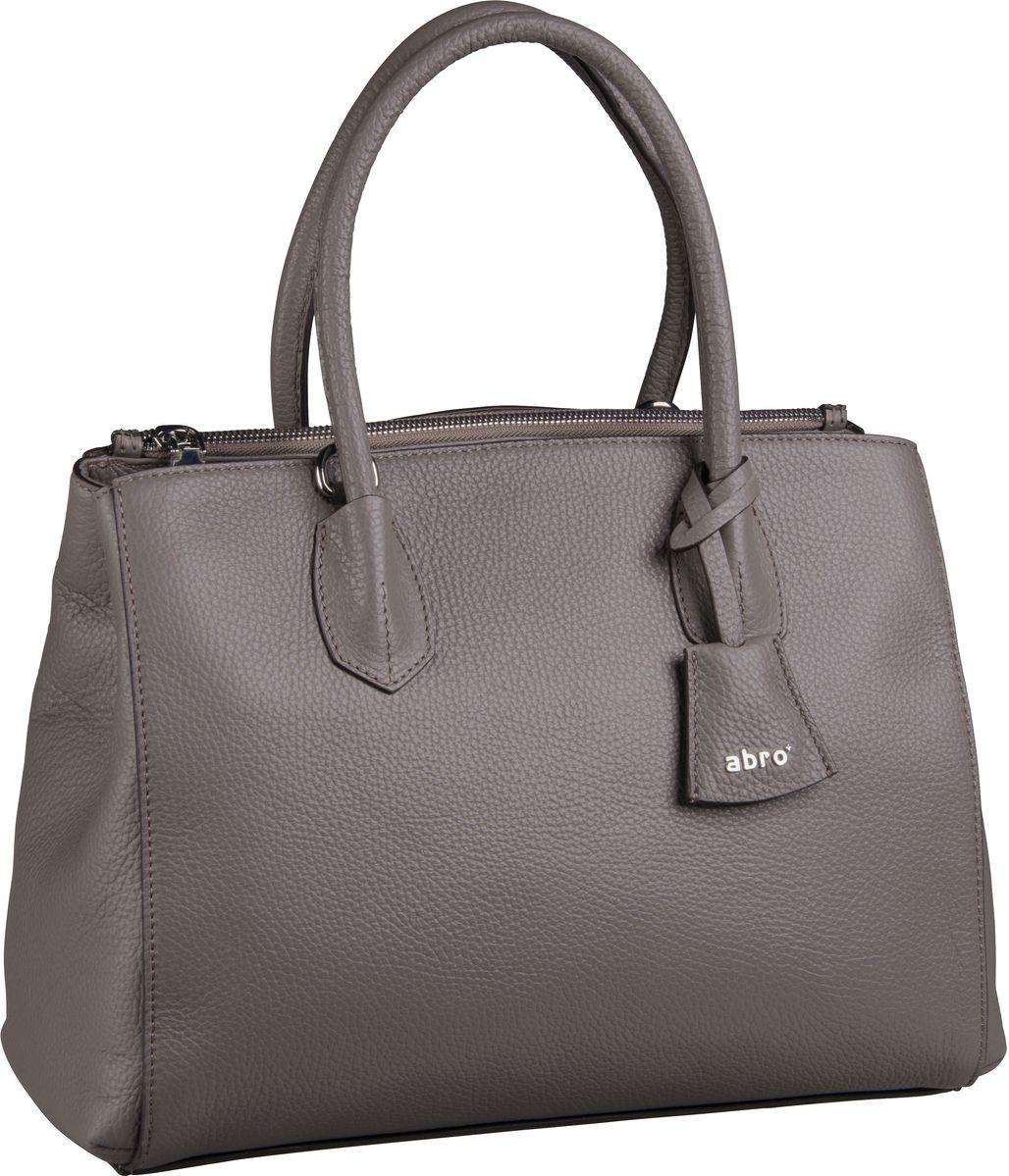 Handtasche Calf Adria 28488 Zinc