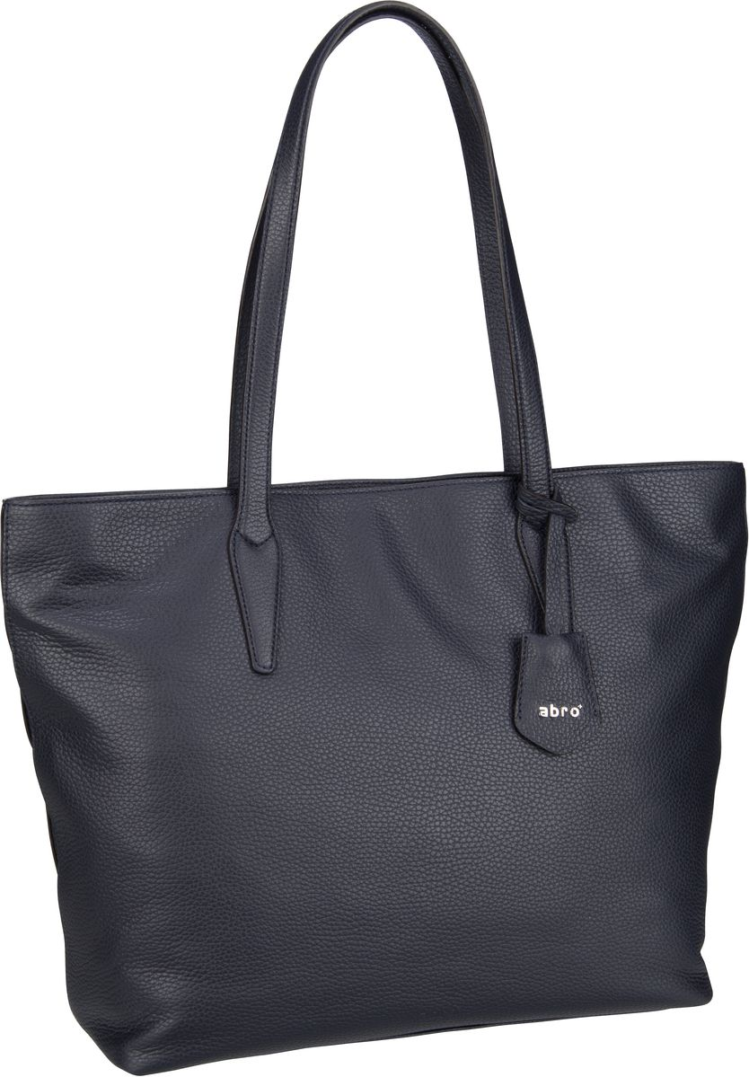 Shopper Calf Adria 28389 Navy