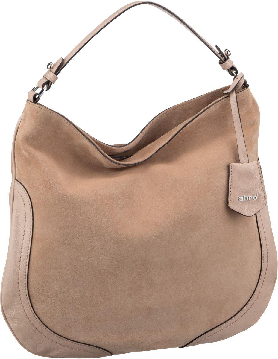 Handtasche Suede 28392 Natural