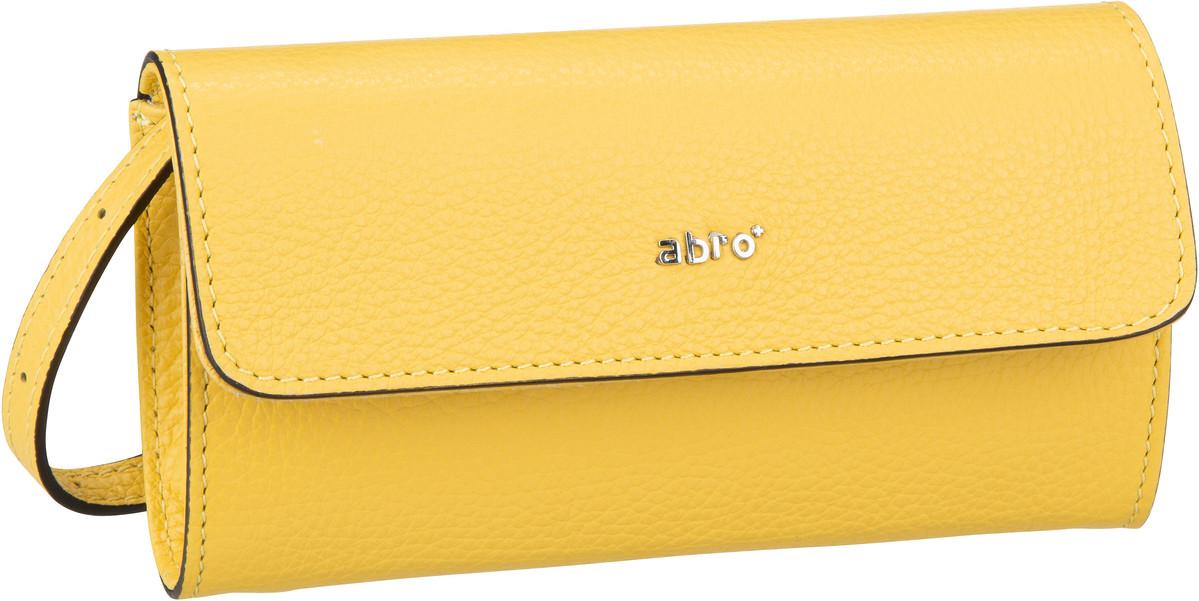Umhängetasche Calf Adria 28542 Yellow