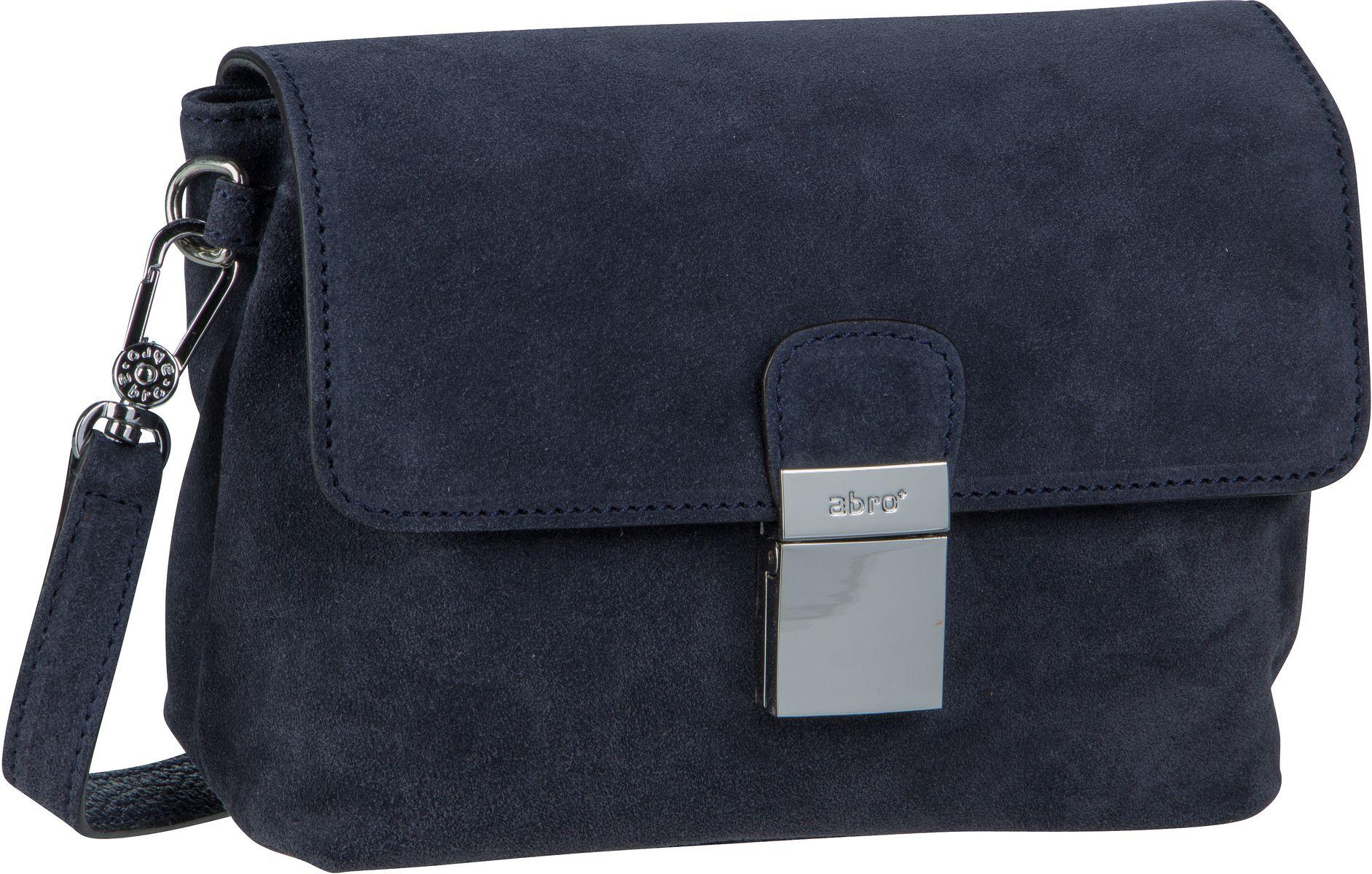 Handtasche Suede 28736 Navy