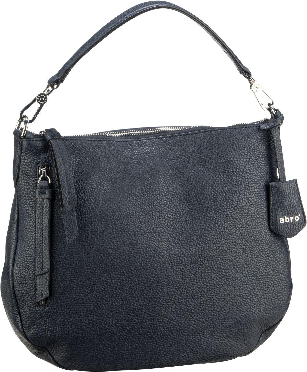 Handtasche Calf Adria 28623 Navy