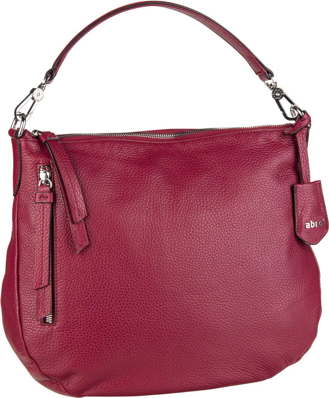 Handtasche Calf Adria 28623 Ruby