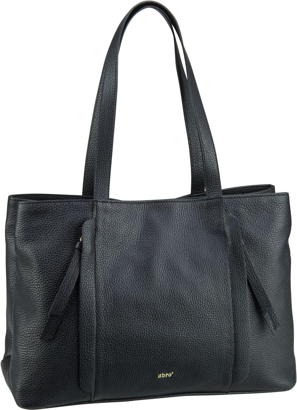 Handtasche Calf Adria 28629 Black