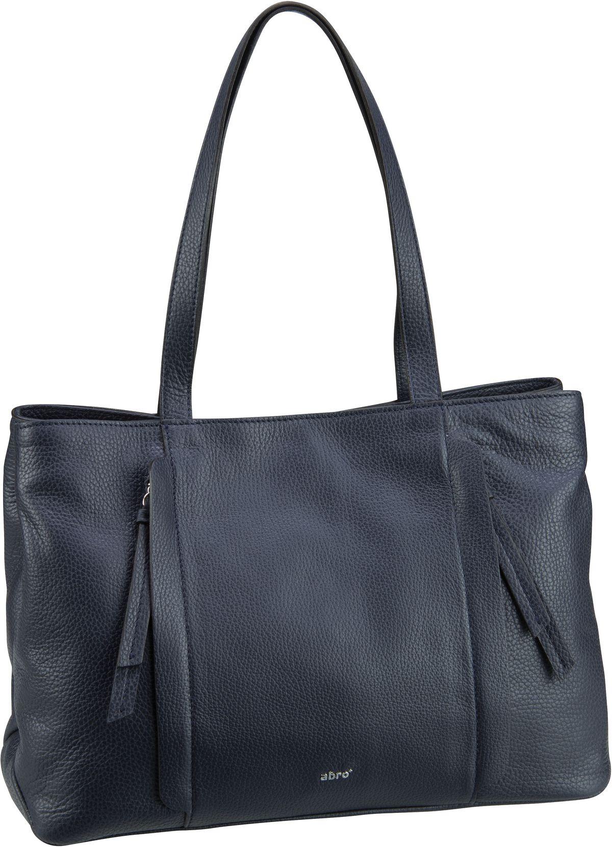 Handtasche Calf Adria 28629 Navy