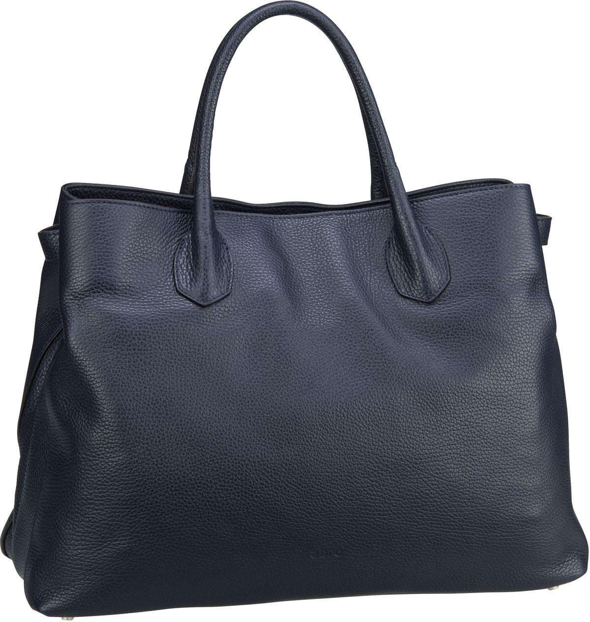 Handtasche Calf Adria 28602 Navy