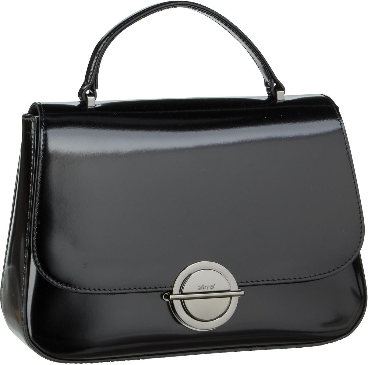 Handtasche Specchio 28646 Black/Guncolor