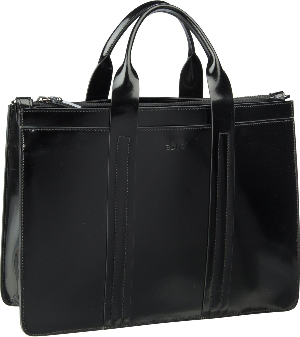 Handtasche Specchio 28648 Black/Guncolor