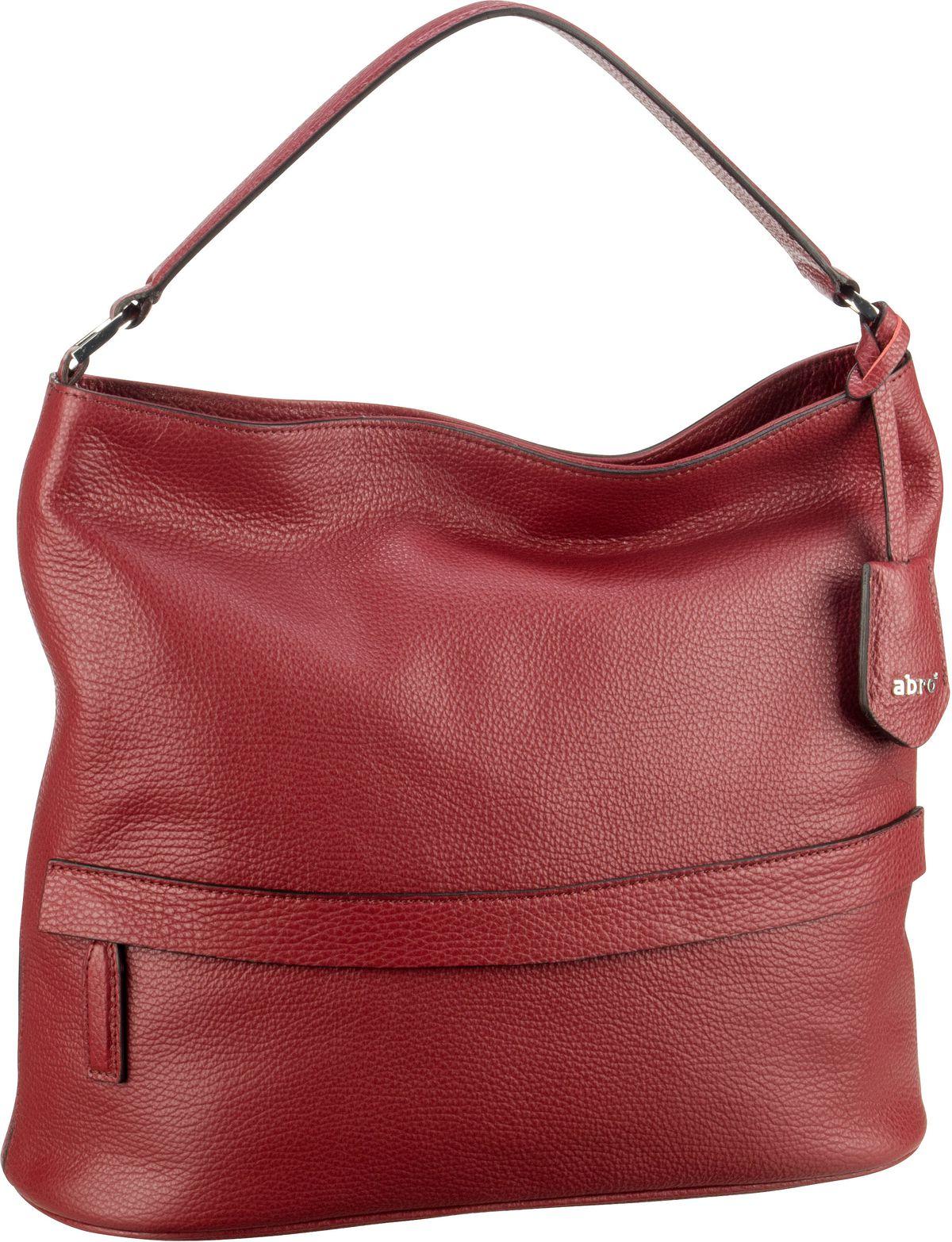 Handtasche Calf Adria 28581 Ruby