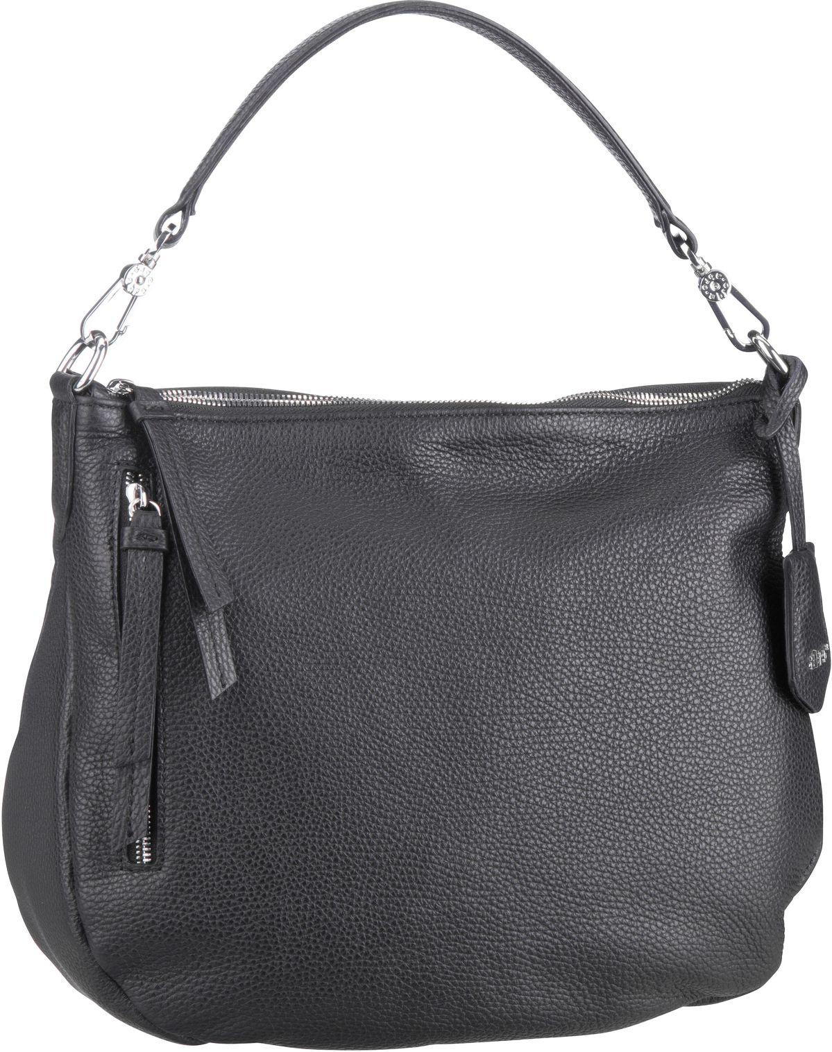 Handtasche Juna 28825 Black