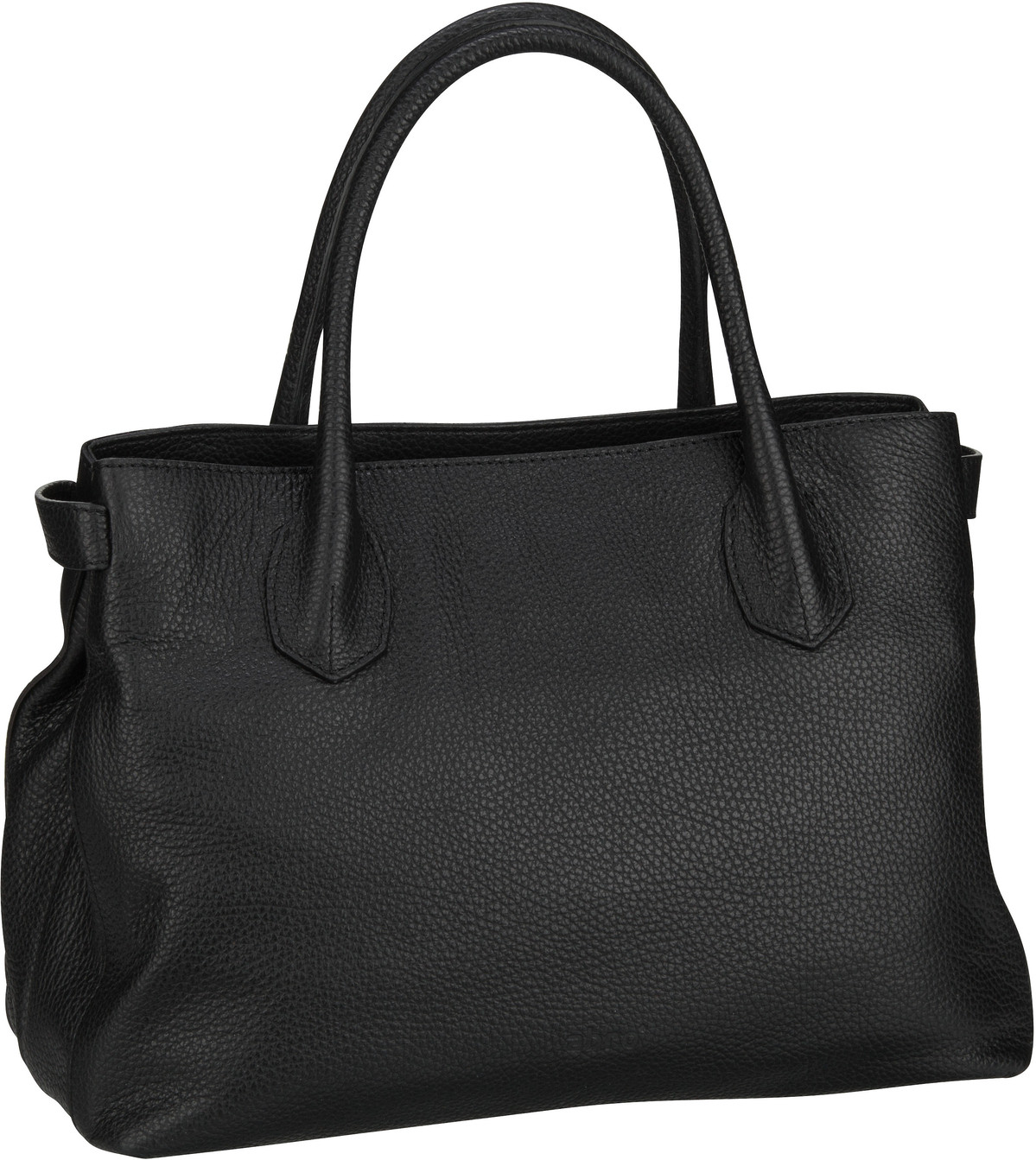 Handtasche Linna 28816 Black/Nickel