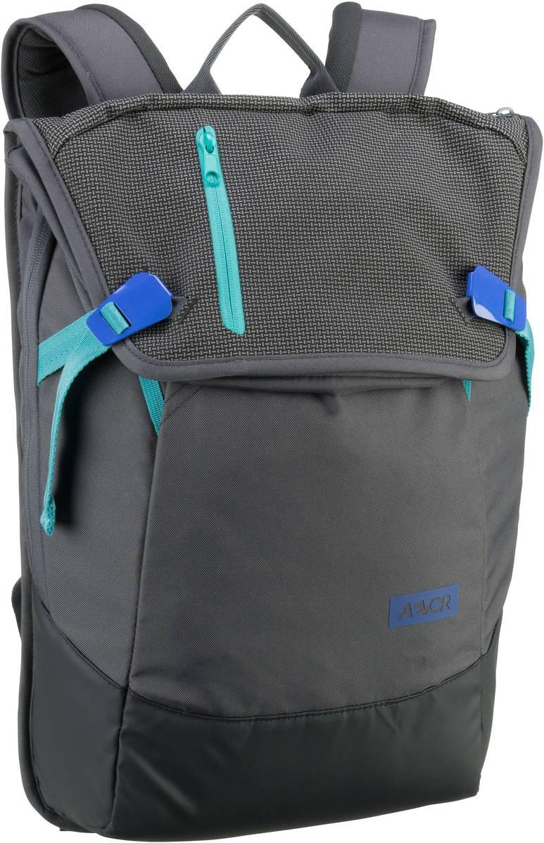 AEVOR Laptoprucksack Daypack Echo Blue (18 Liter)