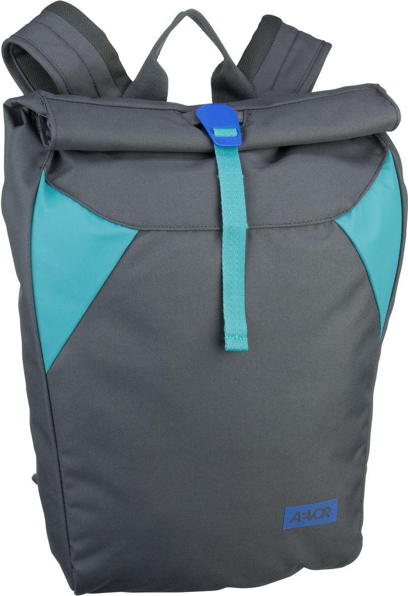 Rucksack / Daypack Rolltop Echo Blue (14 Liter)