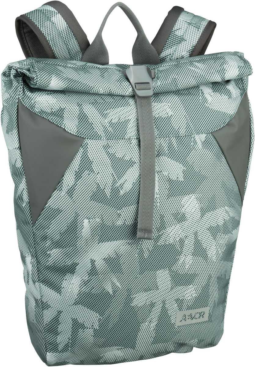 Rucksack / Daypack Rolltop Palm Mint (14 Liter)