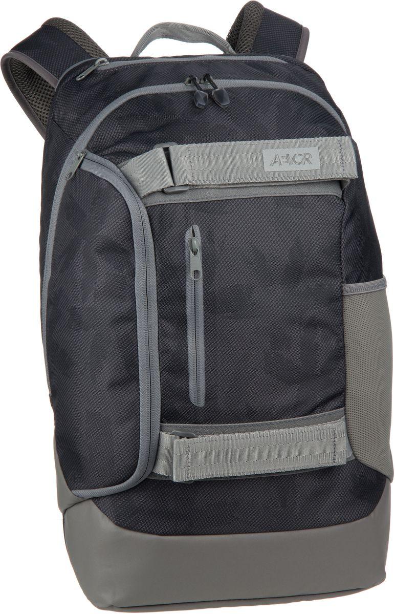 Laptoprucksack Bookpack Palm Black (26 Liter)