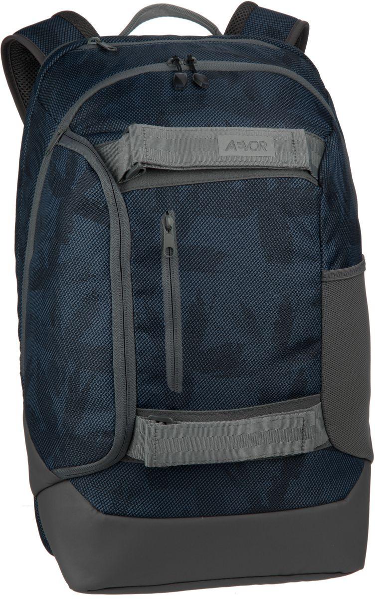 Laptoprucksack Bookpack Palm Blue (26 Liter)