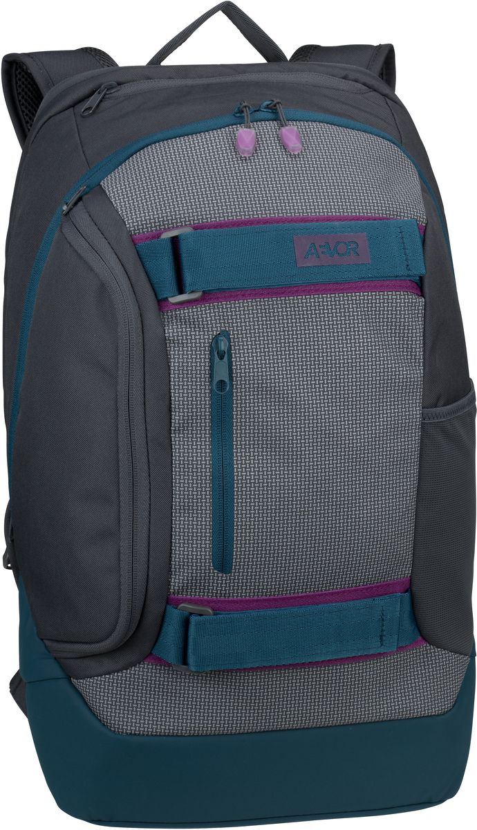 Laptoprucksack Bookpack Echo Purple (26 Liter)