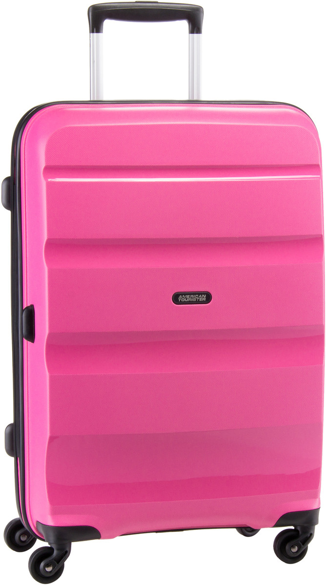 American Tourister Bon Air Spinner M Hot Pink -...