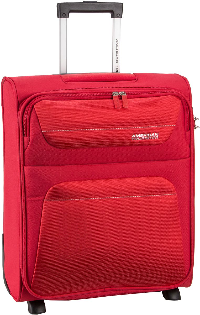American Tourister Spring Hill Upright 50 Red -...