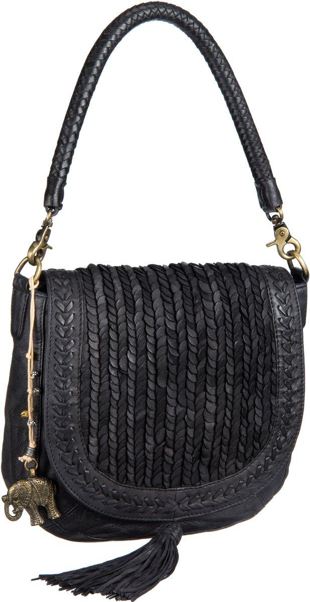 Anokhi Maja Black - Handtasche Sale Angebote Guhrow