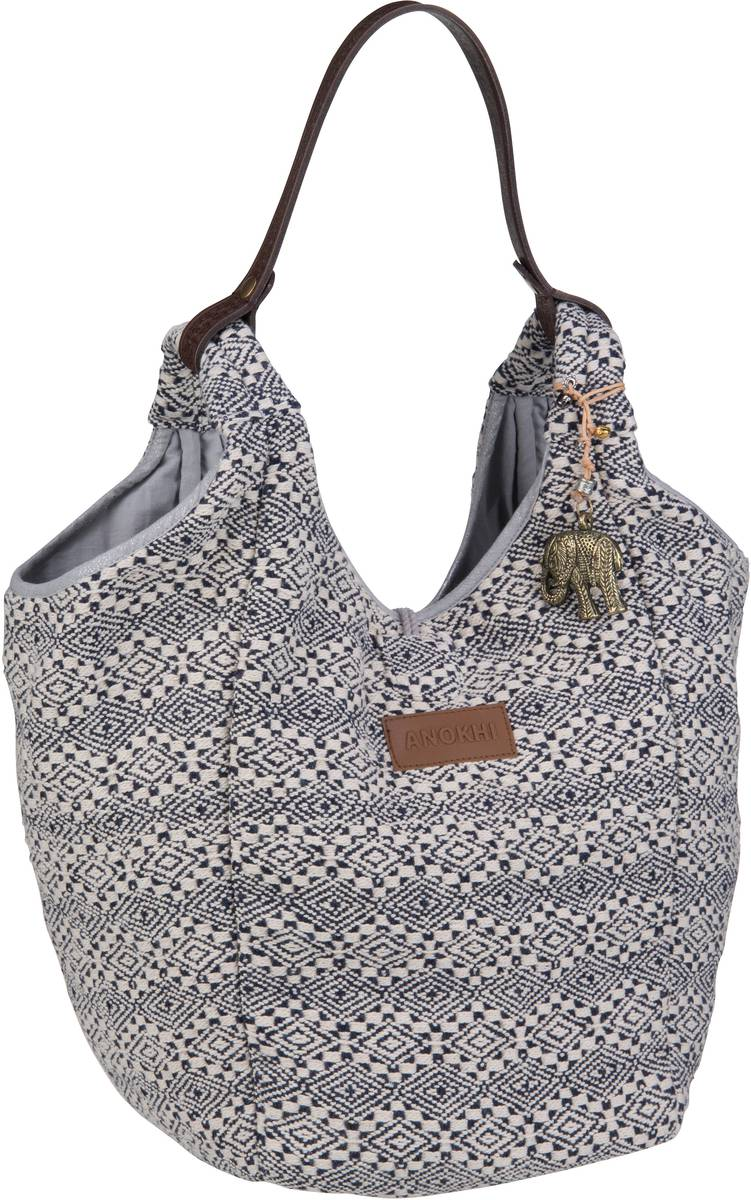 Anokhi Handtasche Summer Grey