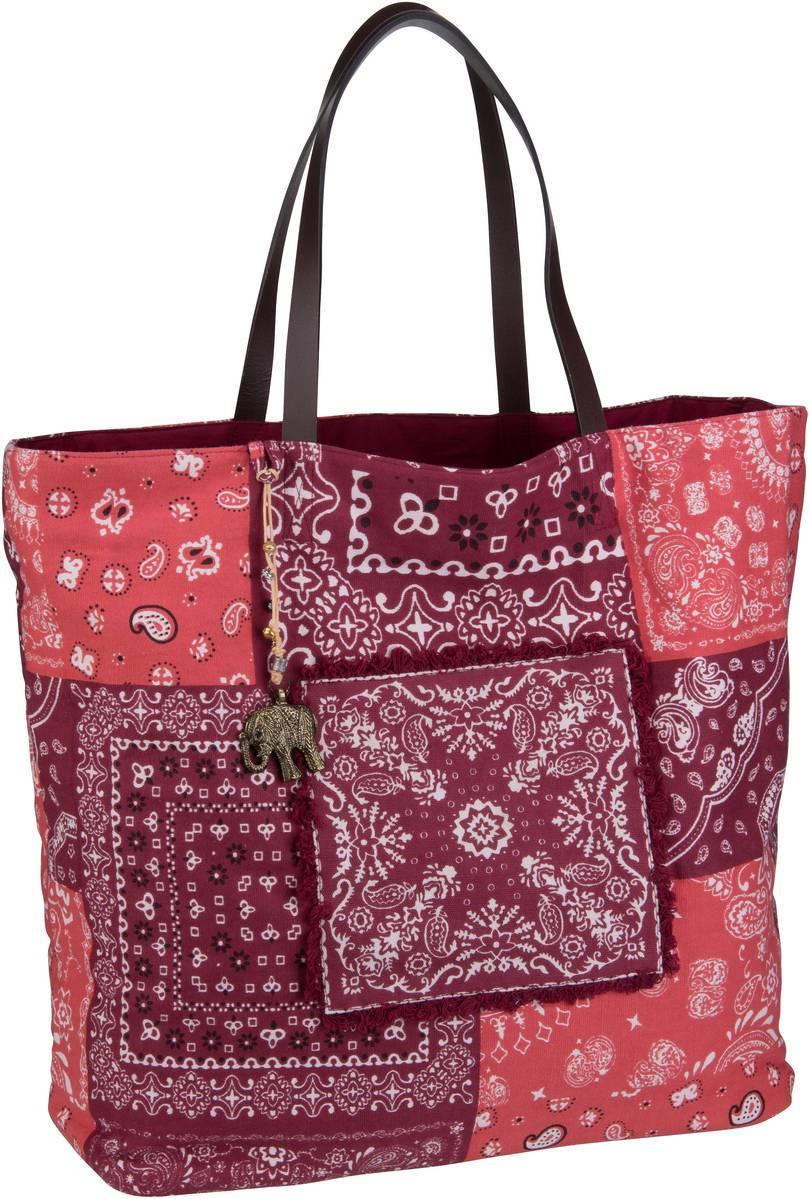 Shopper Shakur Bandana Red