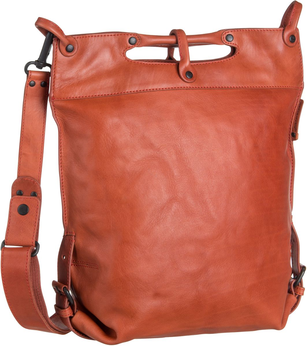 Handtasche Mrs. Pancake Burnt Orange