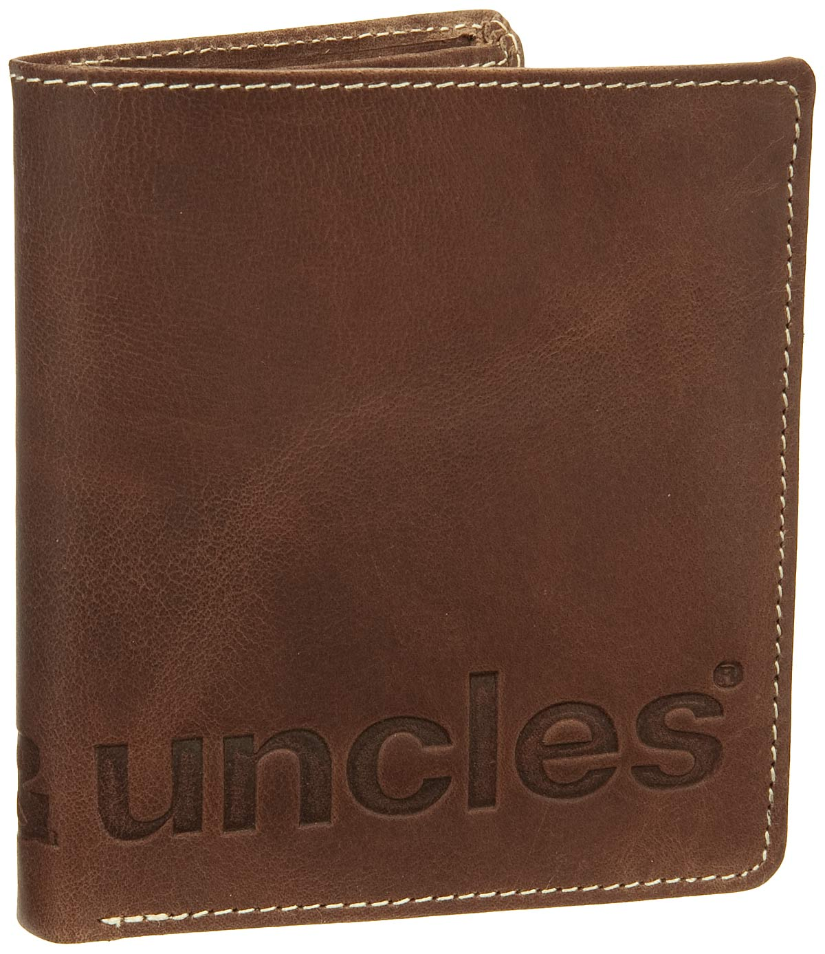 aunts & uncles Geldbörse Phil Vintage Tan Vintage Tan Logo