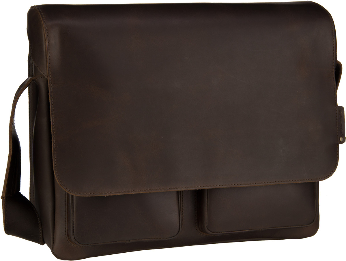 aunts & uncles Notebooktasche / Tablet Nick Vintage Brown Vintage Brown