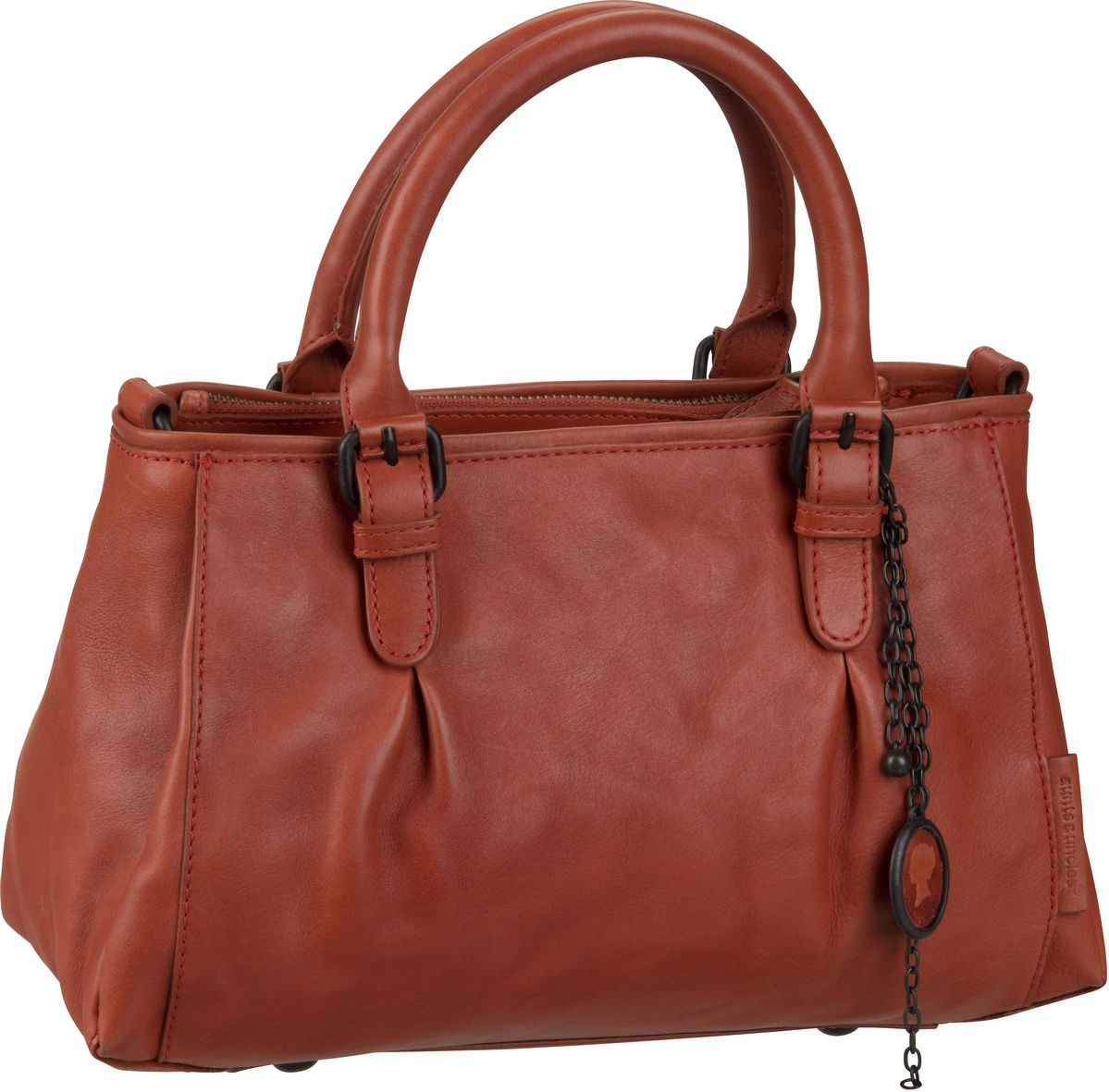 Handtasche Mrs. Choco Sprinkle Burnt Orange