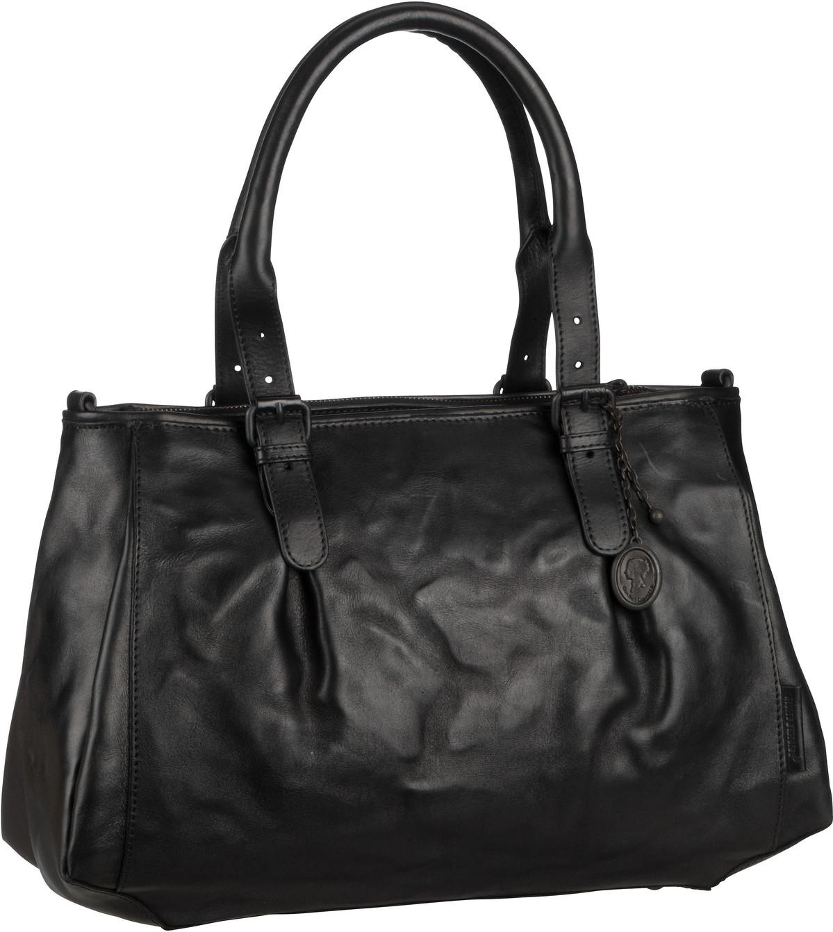 Handtasche Mrs. Shortbread Black