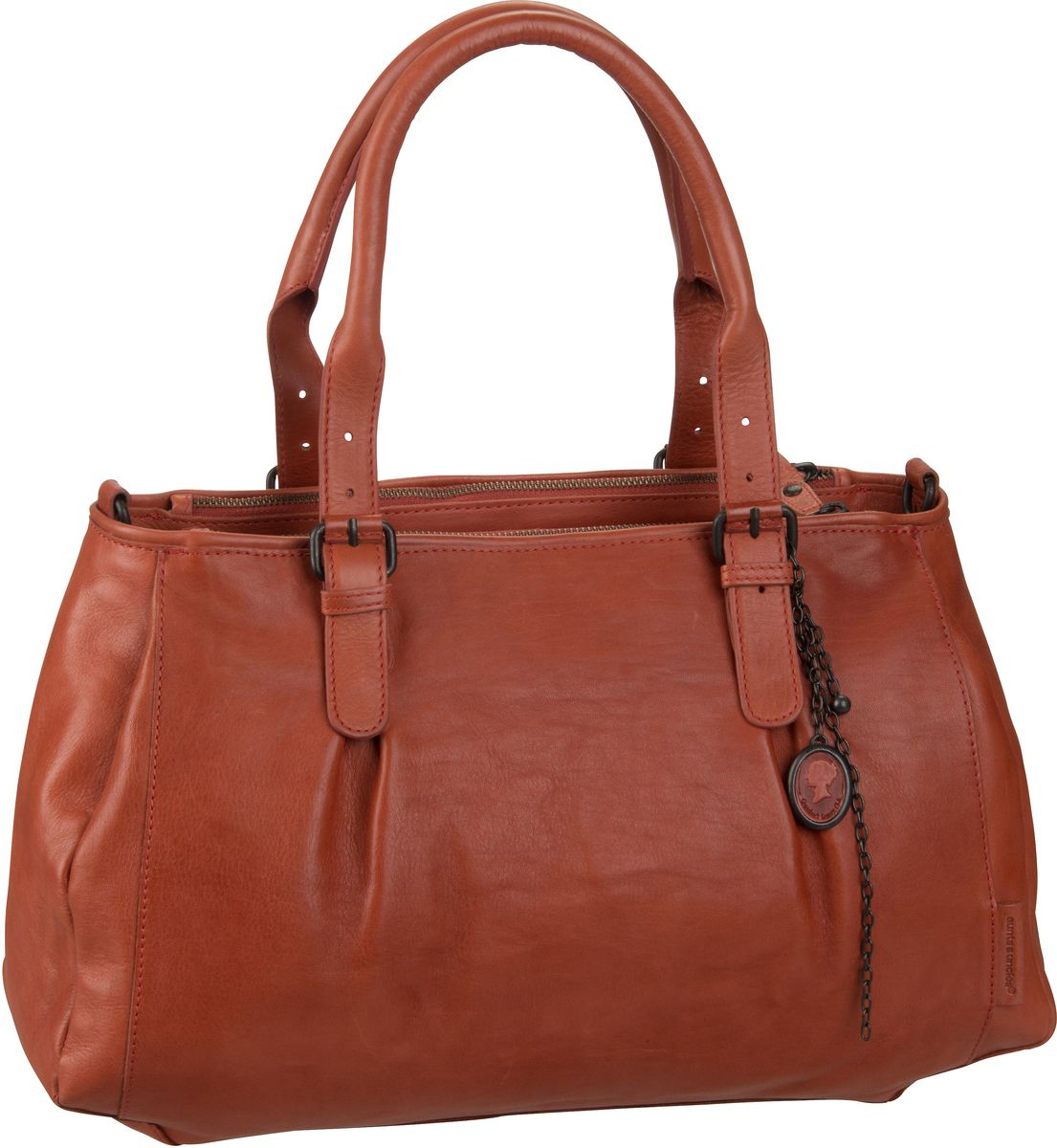 Handtasche Mrs. Shortbread Burnt Orange