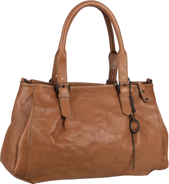 Handtasche Mrs. Shortbread Caramel