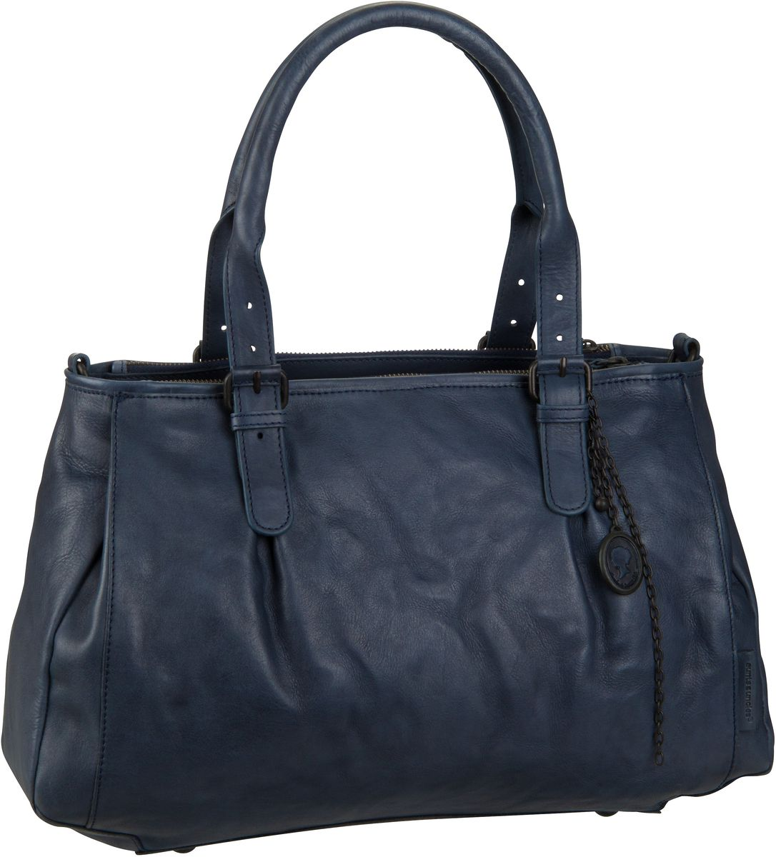 Handtasche Mrs. Shortbread Navy