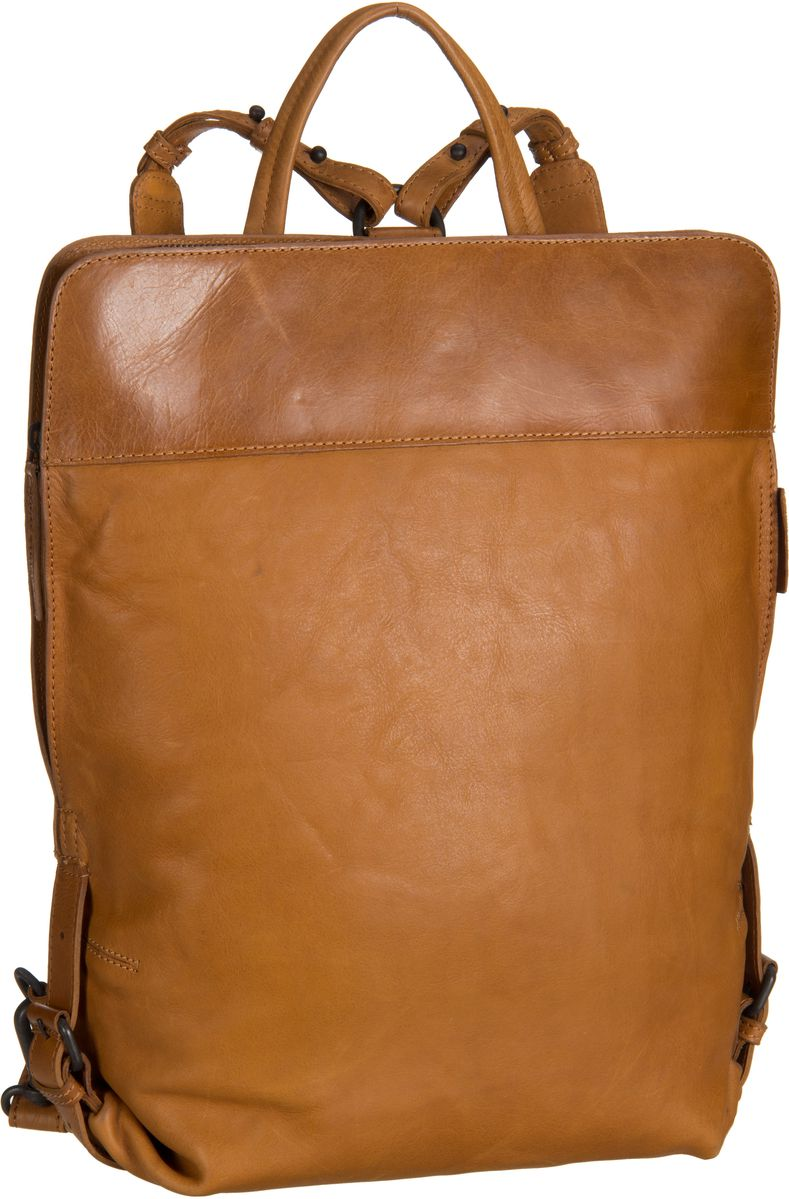 Laptoprucksack Mrs. Pear Pie Caramel