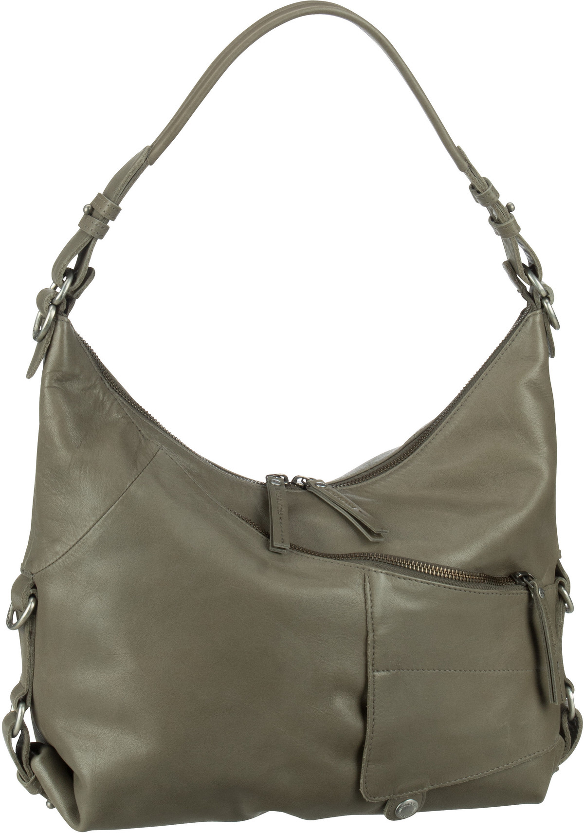Handtasche June Weird Soft Burnt Olive