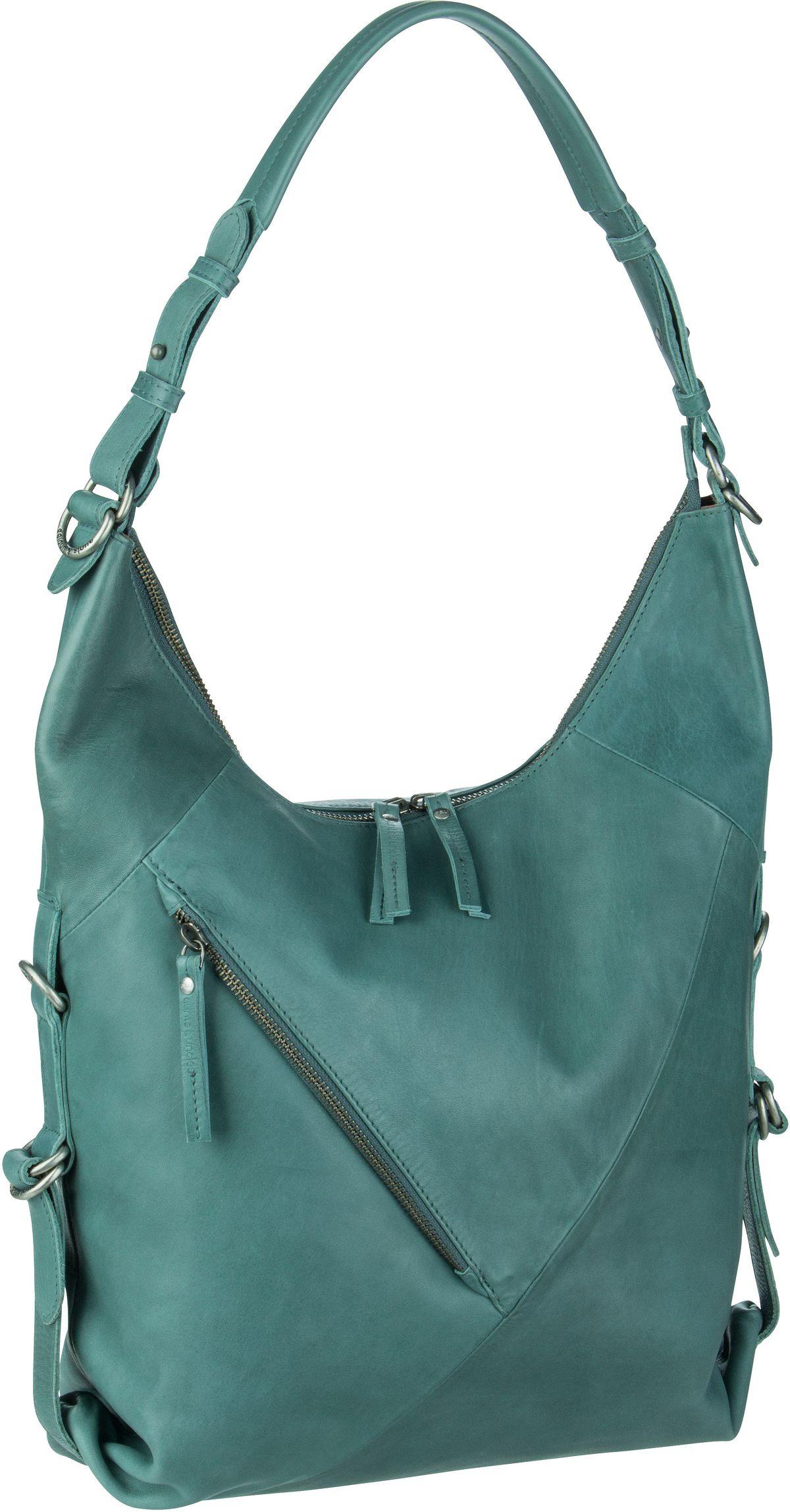 Handtasche Chummy Soft Atlantic