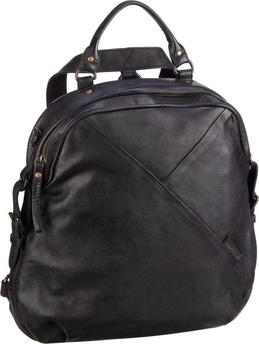 Rucksaecke für Frauen - aunts uncles Rucksack Daypack Mango Drop Black Beauty  - Onlineshop Taschenkaufhaus