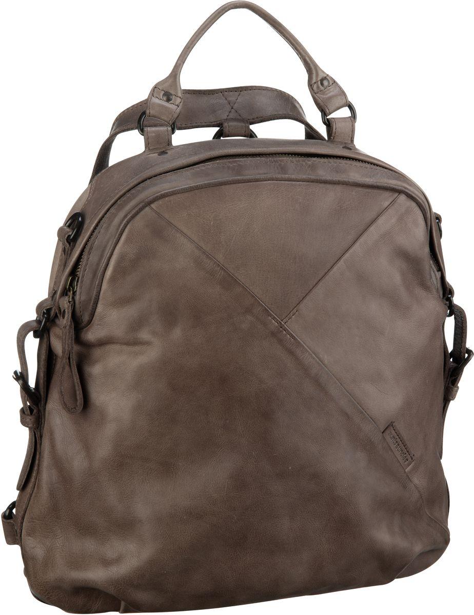 Rucksaecke für Frauen - aunts uncles Rucksack Daypack Mango Drop Taupe  - Onlineshop Taschenkaufhaus