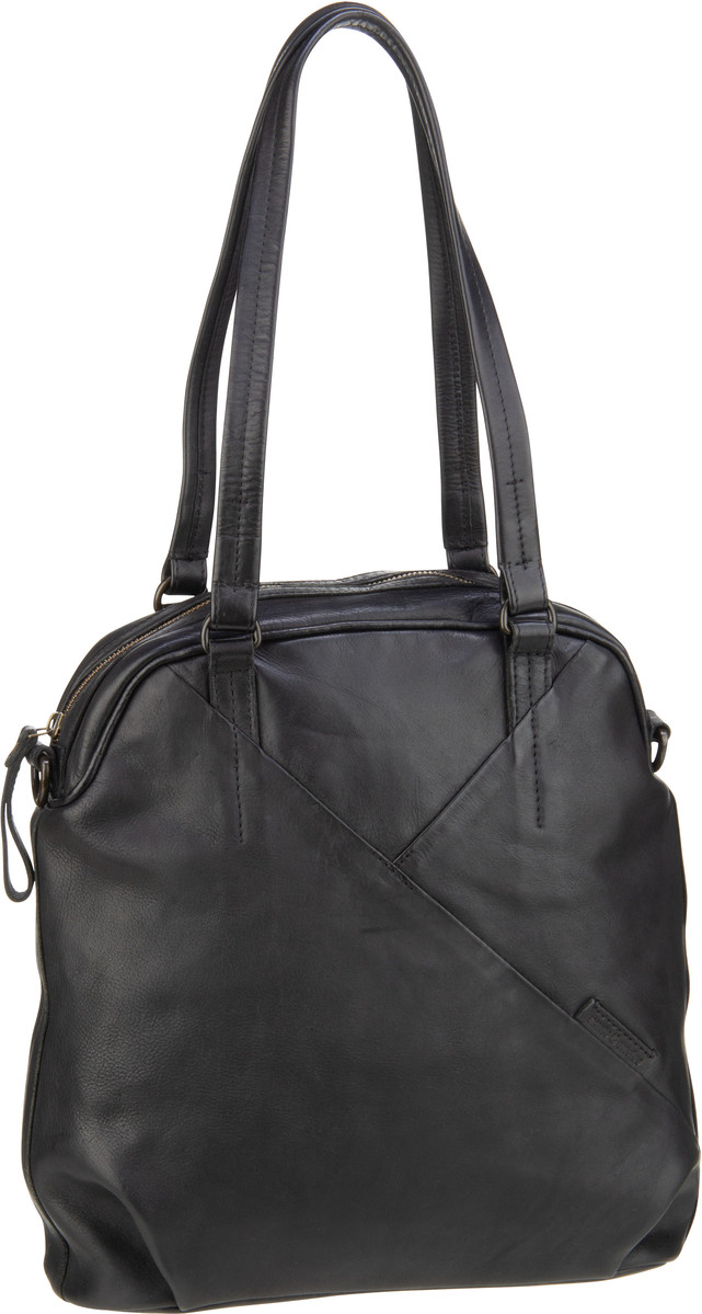 Handtasche Maple Fudge Black Beauty