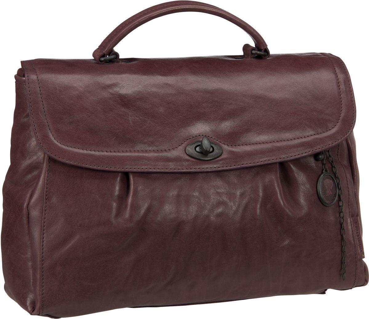Businesstaschen für Frauen - aunts uncles Aktentasche Mrs. Velvet Pie Grape Shake  - Onlineshop Taschenkaufhaus