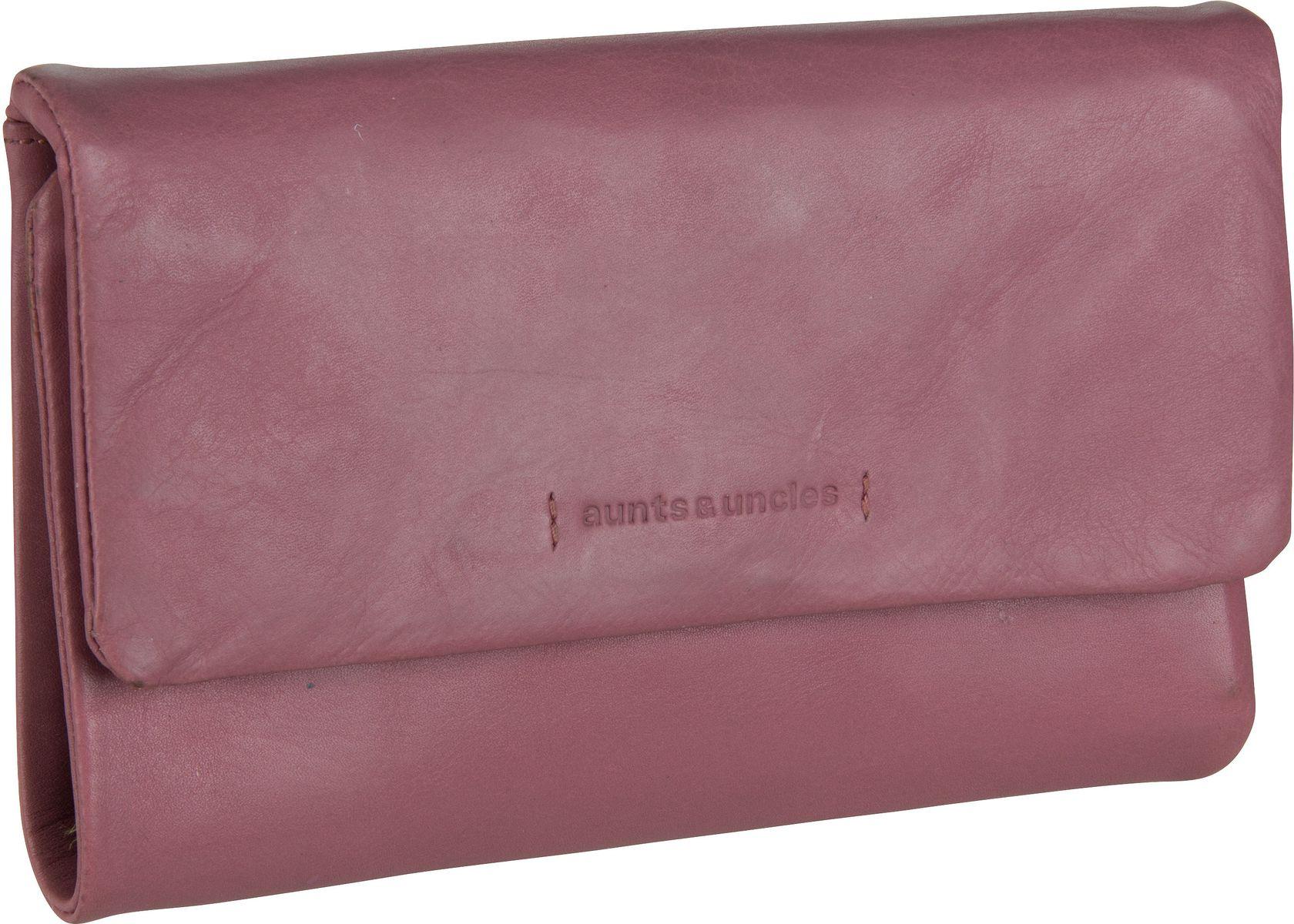 Geldboersen für Frauen - aunts uncles Geldbörse Peach Woodrose  - Onlineshop Taschenkaufhaus